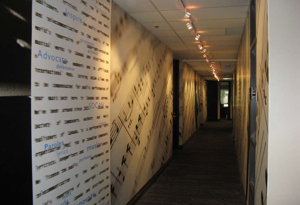Socan Wall Graphics - by Why Design