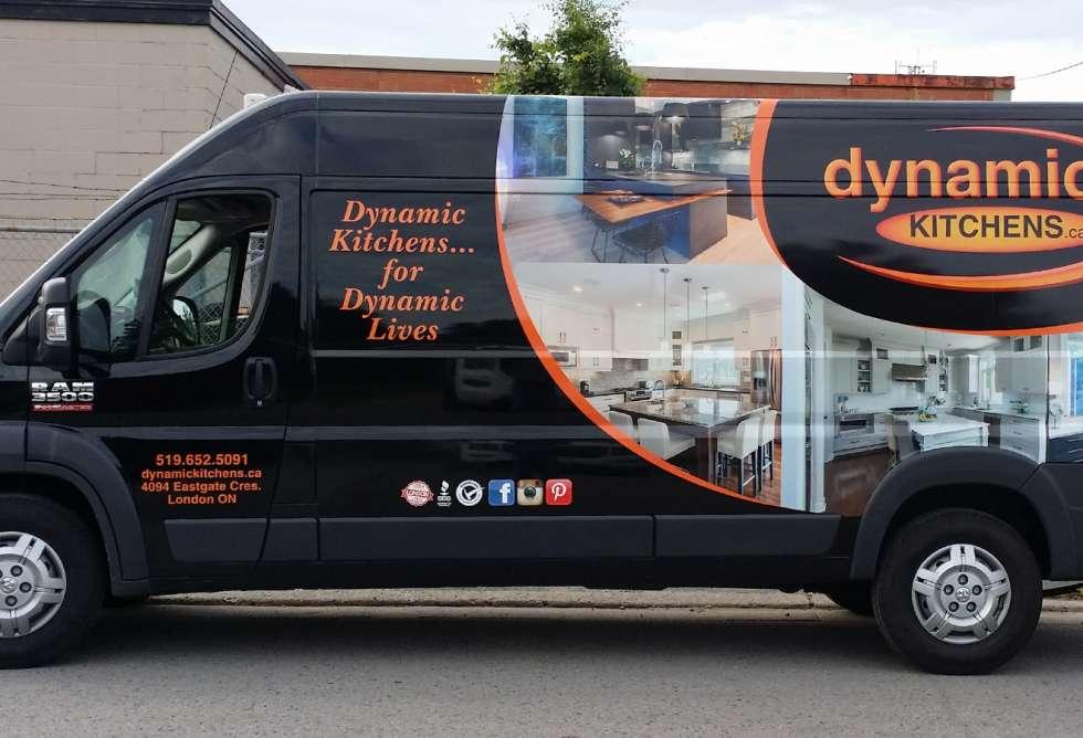 Dynamic Kitchens 3