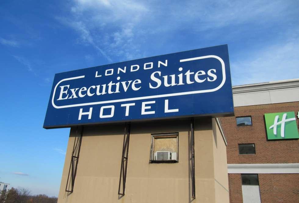 London Executive Suites Billboard